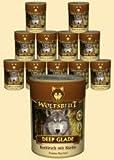 Wolfsblut Dose Deep Glade | 6 x 395g Hundefutter mit Rothirschfleisch