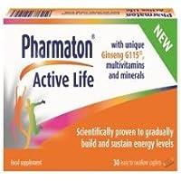 Pharmaton Vida Activa (30 cápsulas) x Paquete De 3 Ahorro Deal