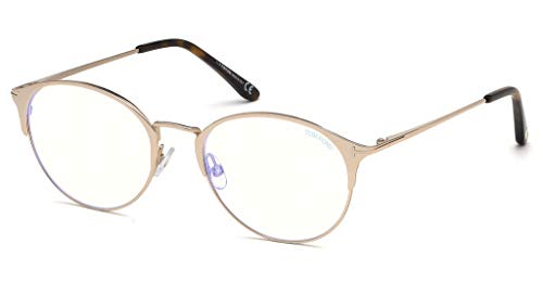 Tom Ford Brillen FT 5541-B BLUE LOOK ROSE GOLD Damenbrillen