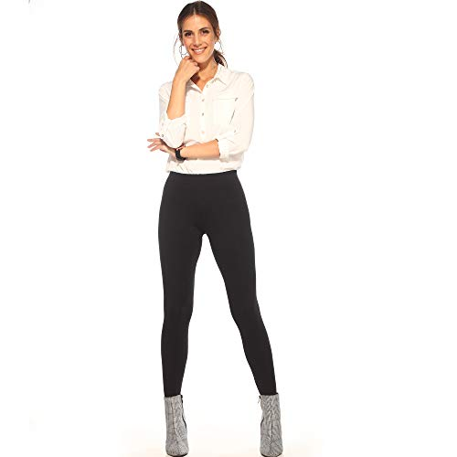VENCA Pitillo Largo Mujer Tipo Legging sin Costuras