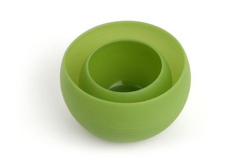 Guyot Designs Squishy Schale und Tasse Set, Unisex, Neongrün