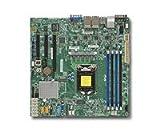 Supermicro x11ssh-ln4F-Server (Intel, ddr4-sdram, Micro ATX, 4GB, 8GB, 16GB, Intel C236, schnell, Gigabit)