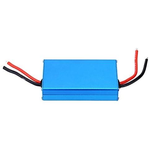 Voltaje de Energía Medidor Dinamómetro Comprobador de Baterías Vatios 0-100a 0-60V