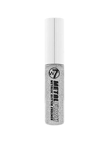 W7 Metal Flash Metallic Glitter Liquid Eyeliner With Applicator - Glam Bam
