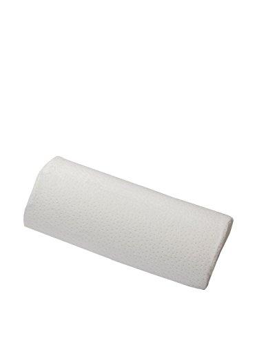 Pikolin Home - Almohada viscoelástica universal, con funda lavable, firmeza media, 20 x 40 cm, altura 10 cm