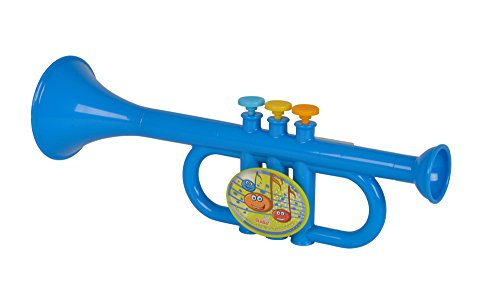 Simba 106834044 - My Music World Trompete, 27 cm