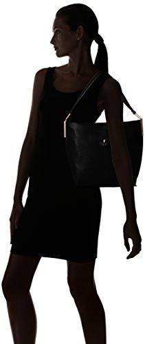 Fiorelli - Rosebury, Borse a spalla Donna Nero (Black Casual)