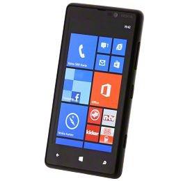 Tmobile Windows ('T-Mobile Nokia Lumia 8208GB schwarz–Smartphone (10,9cm (4.3), 800x 480Pixel, AMOLED, 1,5GHz, Qualcomm S4))