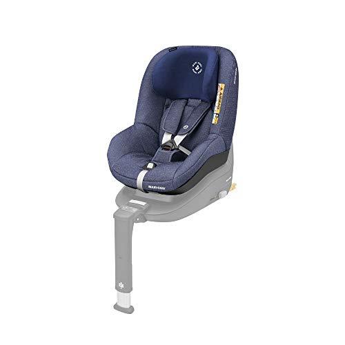 Maxi-Cosi Pearl Smart Kindersitz, Gruppe 1 (9-18 kg) ab 6 Monate - 4 Jahre, rückwärts und vorwärtsgerichtetes Fahren, für Isofix-Basis FamilyFix One i-Size, sparkling blue