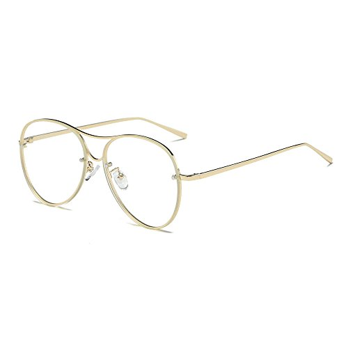 Battnot☀  Sonnenbrille für Damen Herren, Unisex Spiegel Objektiv Vintage Mode Quadratischer Rahmen UV Gläser Sonnenbrillen Männer Frauen Retro Billig Mirrored Sunglasses Coole Women Travel Eyewear