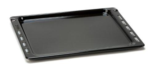 Whirlpool Bauknecht SET aus Backblech 17mm + Fettpfanne 27mm - Abmessungen: 44,5cm x 37,5cm 481241838128 + 48124183813