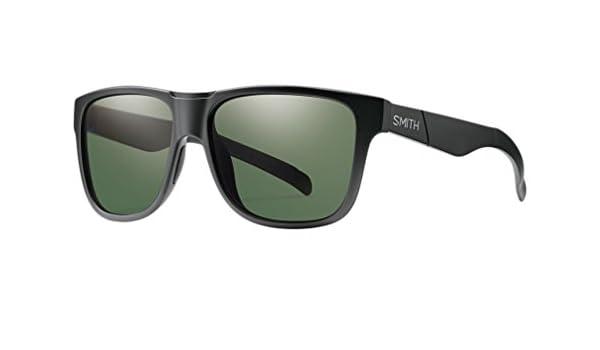 Smith Herren Sonnenbrille Lowdown XL L7 DL5, Matt Black/Grey Grn Pz Cp, 59