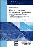 Rinforzo e drenaggio dei terreni con i geosintetici