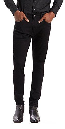 Levi's Herren 512 Slim Taper Tapered Fit Jeans, Schwarz (Nightshade X 0013), W31/L30 (Herstellergröße: 31 30) -