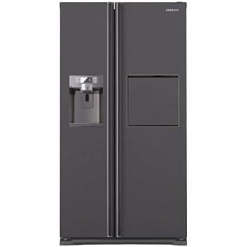 Samsung - RSG5PUMH - Réfrigérateur américain - 610L - Classe: A+ - Silver