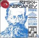 Rimsky-Korsakov: Symphony No.3 / Sadko