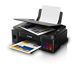 Canon Pixma G2010 + Wonder Box Multi Function Ink Tank Printer