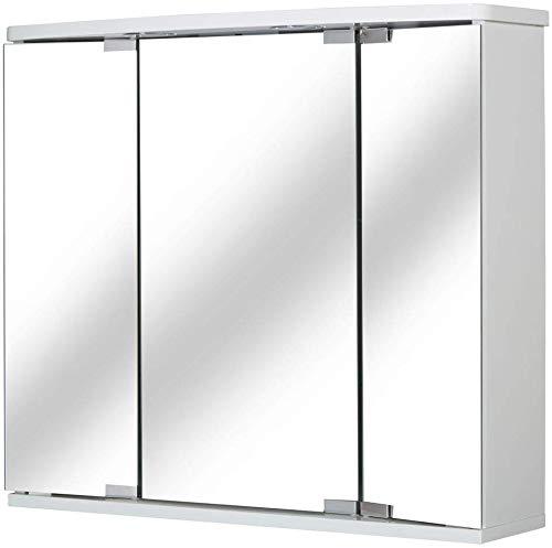 Jokey Spiegelschrank Funa LED Beleuchtung Badschrank Hängeschrank Badspiegel