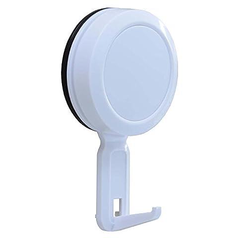 Easy & Eco Life Towel Hanger Hook Suction Cup Bathroom