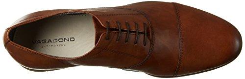 Vagabond - Linhope, Zapatos Planos Hombres Marrones (cognac)