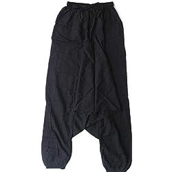 Sin marca Pantalones Bombacho Pantalones Hippie