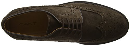 Gant Albert, Bottes homme Marron - Brown (G46 Dark Brown)