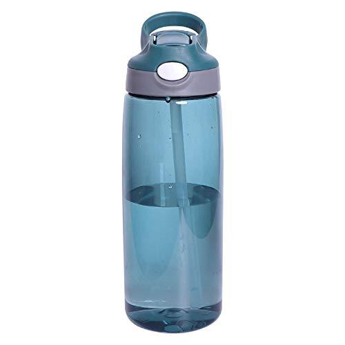 WDCSHJSJD Trinkwasserflaschen im Freien 750 ml Fassungsvermögen Trinkwasser Cup Brief Sport Drink Bottle -