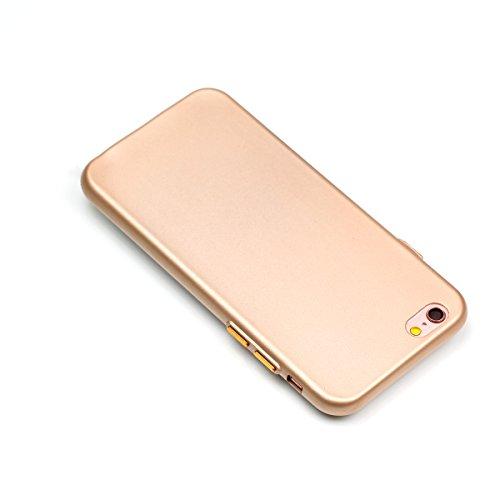 Felfy Coque Pour iPhone 6 Plus,iPhone 6S Plus Coque en Silicone Transparent,iPhone 6S Plus Etui Ultra Mince Slim Silicone Cristal Clair Etui Smile Motif Housse Soft Case Gel Protective Cover Flexible  OR