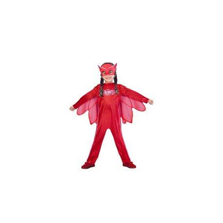 Costume da Owlette per maschere PJ di taglia per bambini Small 3-4 years