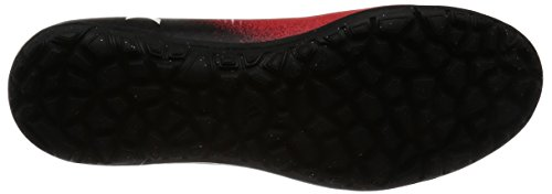 adidas X 16.3 Tf, Scarpe da Calcio Uomo Rosso (Redfootwear Whitecore Black)