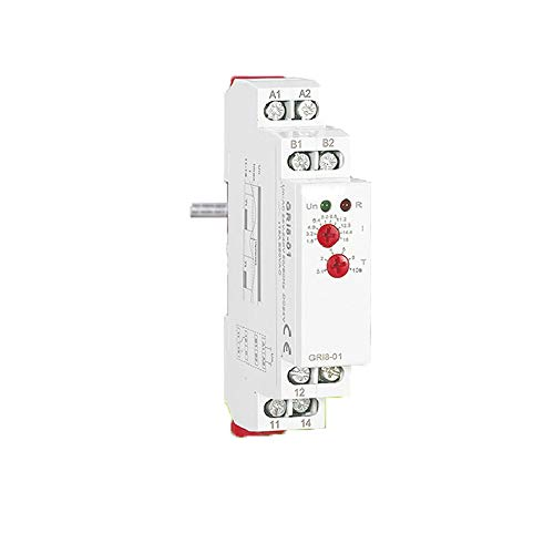 Din Rail Level Control Relay Industrial Control Level Monitoring Water Pump Controller Relay GRL8 (GRL8-01)