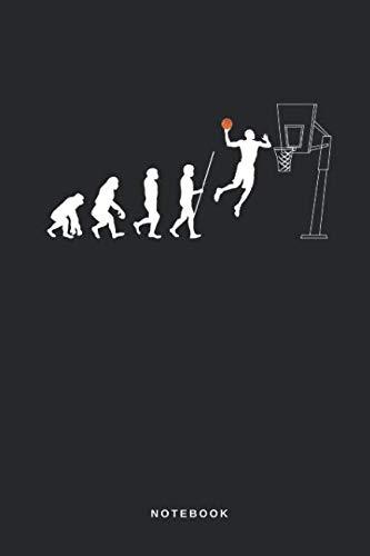 Notebook: Taccuino Pallacanestro - Evolutione Basket - Journal - libretto d'appunti - blocco - notes - quaderno - agendina - Giornale biblico - Agenda ... per uomini e donne - 110 pagine allineate por Sofia Gallo