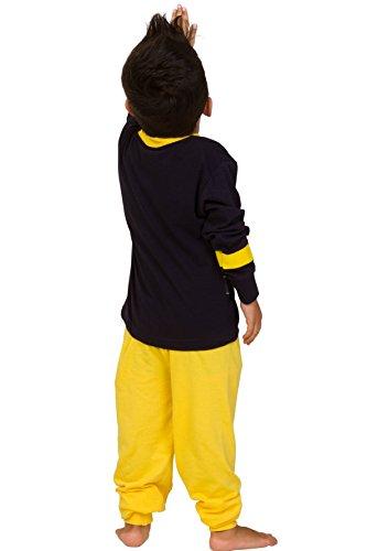 Imagen de cool bombero disfraz jefe de bomberos larga pijama 2345años sam alternativa