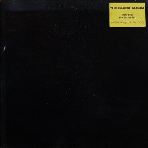 The black album / TTE 003 RB 89 LP