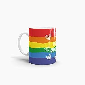 Tassendruck Pärchen-Tasse für Sie Her Queen Geschenk/Partner/Liebe/Love/Beziehung/Paare Qualität - 25 Jahre Erfahrung