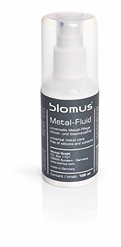 Blomus Metal-Fluid, MEDA, argent, 13,7 x 4,5 x 4,5 cm, 31056