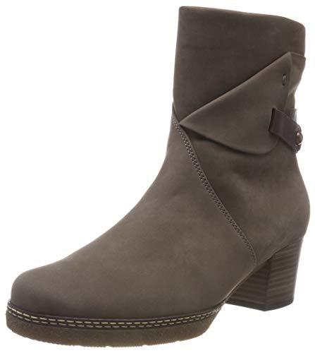 Gabor Shoes Damen Comfort Basic Stiefeletten, Braun (Fango/Moro (Mel.) 32), 40.5 EU