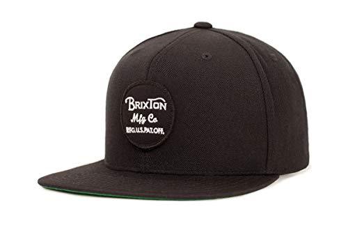 Brixton Wheeler Casquette Snapback (Attache réglable)