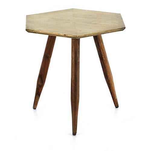 Delamaison Coppen Table, Multicolore