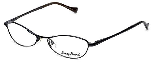 Lucky Brand Fiona Lightweight & Comfortable Designer Reading Glasses in Navy/Grey +3.00 (Lucky Frames Glasses)