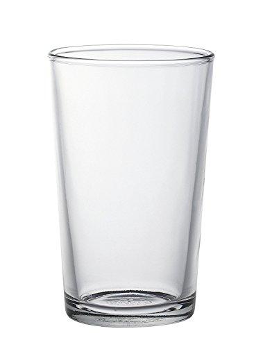 Duralex Chope Unie Wasserglas 560ml, ohne Füllstrich, 24 Stück
