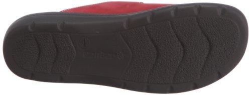 Ganter Selina, Weite F 3-202902-41000 Damen Clogs & Pantoletten Rot (rosso 4100)