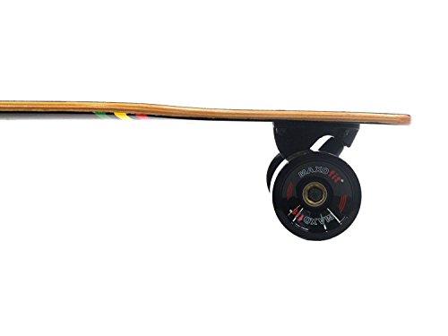 MAXOfit Deluxe Cruiser Longboard (Jamaica No.01) Sonderaktion -