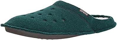Crocs Men's & Women's Classic Slipper, Comfortable Slip On House Shoe