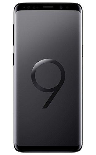 Samsung Galaxy S9 [T-Mobile] (Midnight Black)