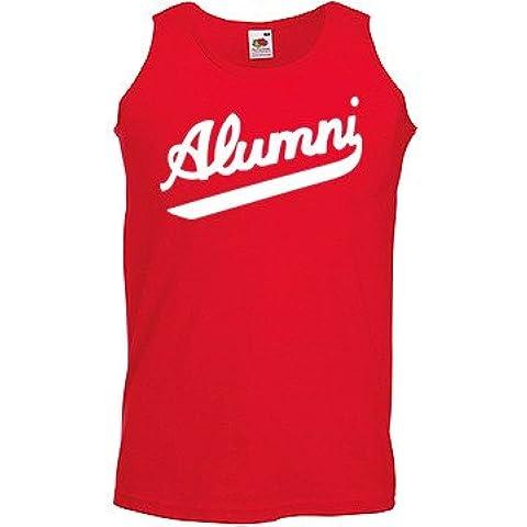 TRVPPY Uomo Tank-Top Canotta Maglietta Shirt Modello Kid Ink Tha Alumni, diversi colori e (Ink Tank Modello)