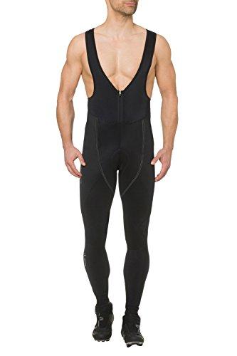 Fleece-trägerhose (VAUDE Herren Hose Advanced Warm Pant, Black, XXL, 04819)