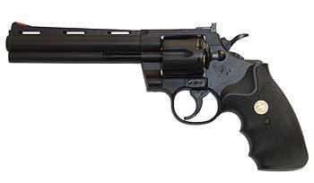 Softair Revolver Python 6
