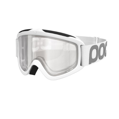 POC Unisex Erwachsene Skibrille Iris Comp, L, Hydrogen White
