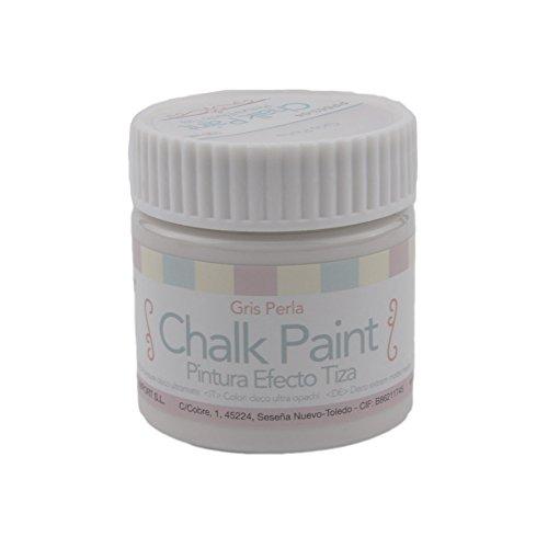 Artix Paints PP663-04 - Pintura efecto tiza, color gris perla